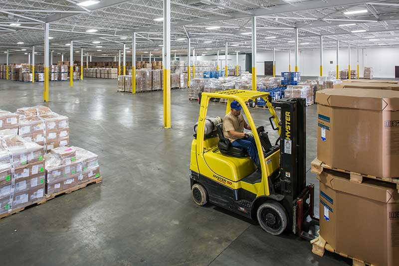 Warehousing in New Jersey | Temperature Controlled Warehousing